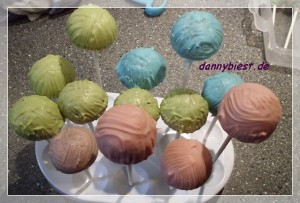 Cake Pops mit Candy Melts