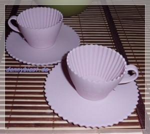 Cup Cake Silikon Formen