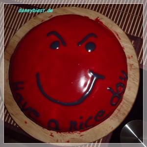 Fertiger Bon Jovi Kuchen