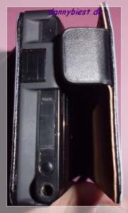 Handy Tasche Verschluss