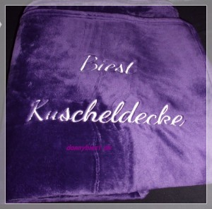 Kuscheldecke 1
