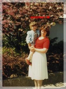 Mama und Danny